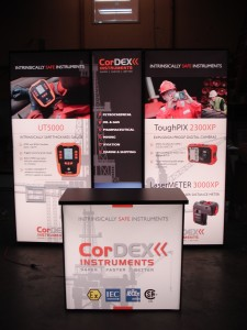 Cordex Light Box Display