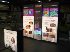 Cordex Light Box Display
