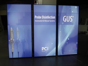 PCI Medical Light Box Display