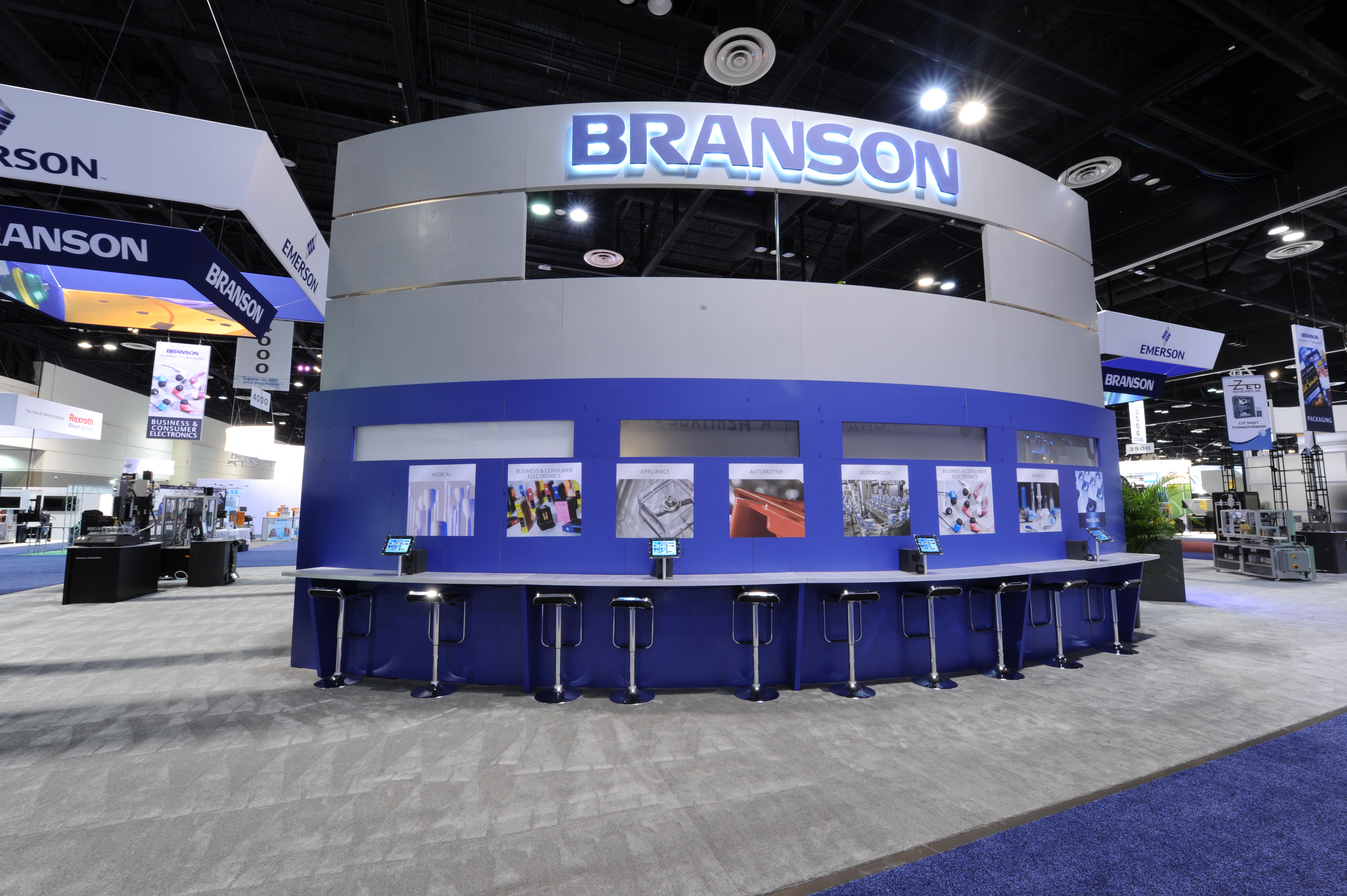 Exhibition Booth Designs Trade Show Booth Displays
